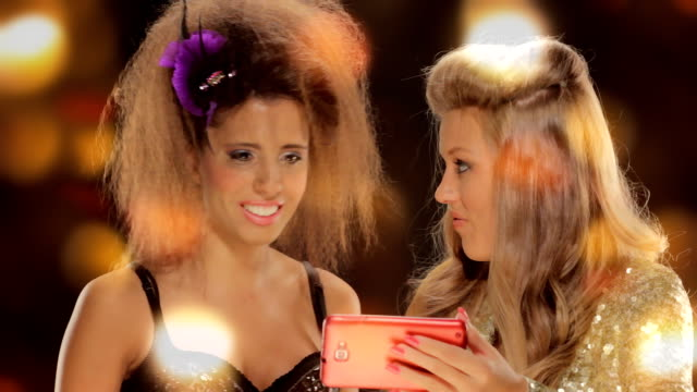 Two Girls and Digital Display video