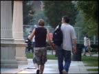 Two Men Hold Hands video
