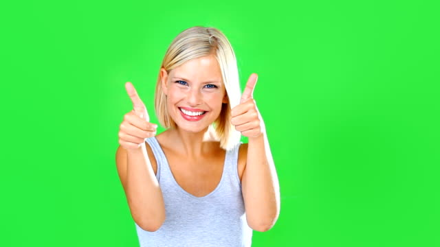 Two thumbs up! video
