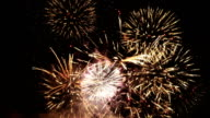 Two videos of Firework Display video