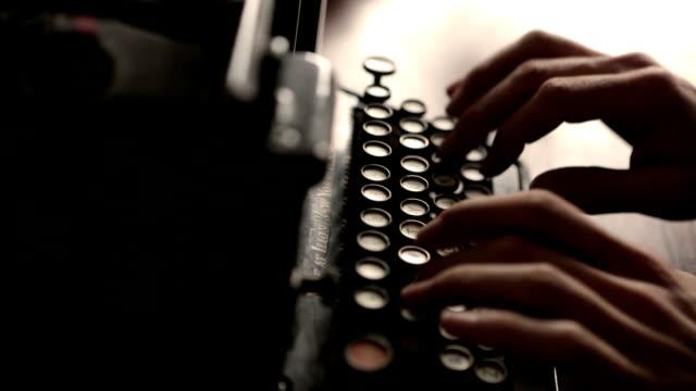 Typewriter      CM  CO video