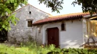 LD Typical country house of karst region video