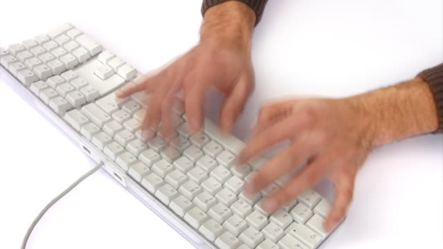 (fast) Typing video