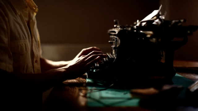 Typing (HD) video