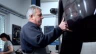 Tyre Repair Shop video