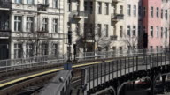 U-Bahn in Berlin video