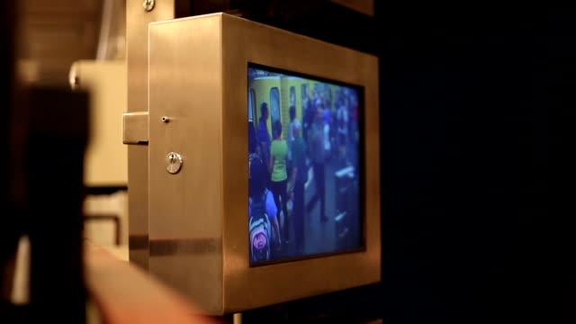 U-Bahn metro underground video