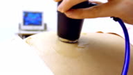 Ultrasound video
