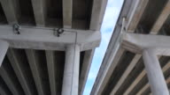 Under a bridge video