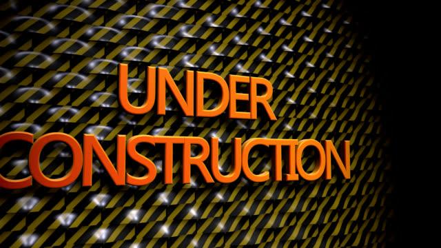 Under Construction video