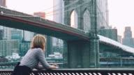 Under the Brooklyn Bridge video