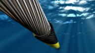 Undersea Fiber Optic Cable video