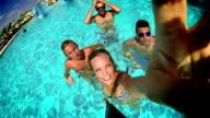Underwater fun. video