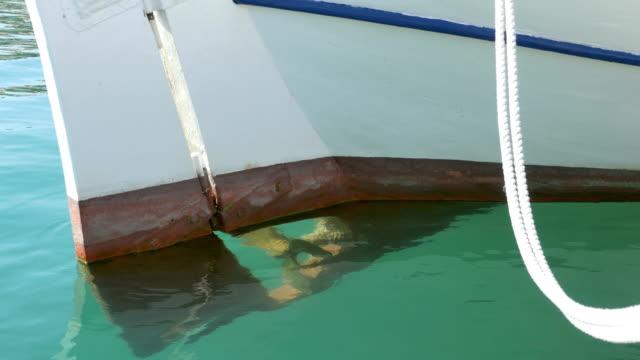 Underwater Propeller video