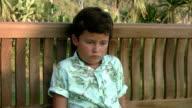 Unhappy child video