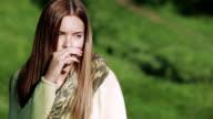 Unhappy Girl video