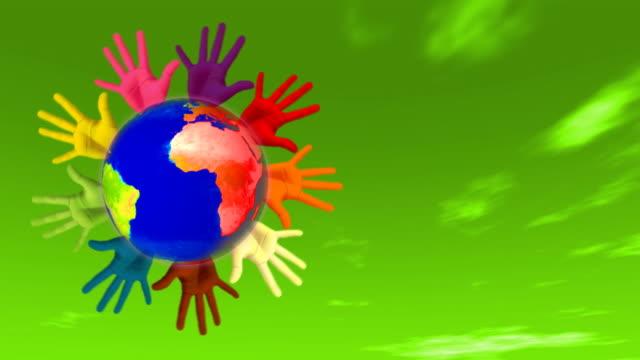 United Earth video