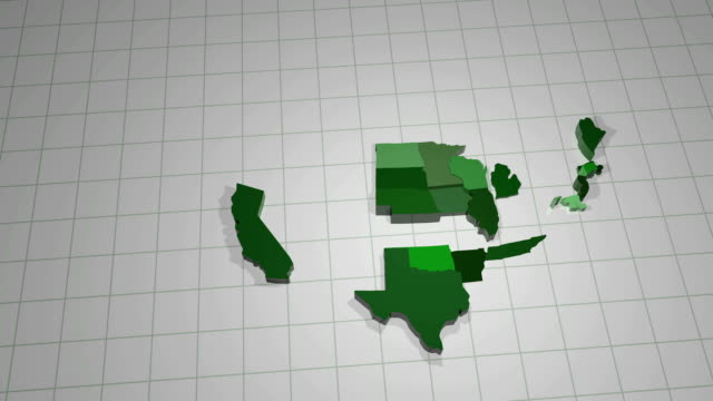 United States Animation video