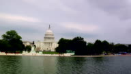 United States Capital Pan Left video