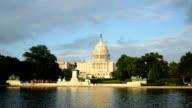 United States Capitol building, Washington DC video
