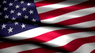 United States of America  charming flag video