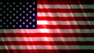 United states of America Flag 2 video