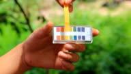 universal indicator paper video