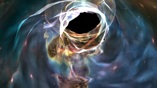 Universe Cosmos Spacetime Animation video