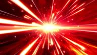 Universe Galaxy Starburst video