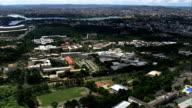 University Of Belo Horizonte  - Aerial View - Minas Gerais, Belo Horizonte, Brazil video