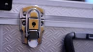 Unlocking A Case Latch video