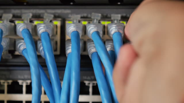 Unplugging cable network video