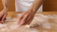 Unwrap and place pastry on floured surface video