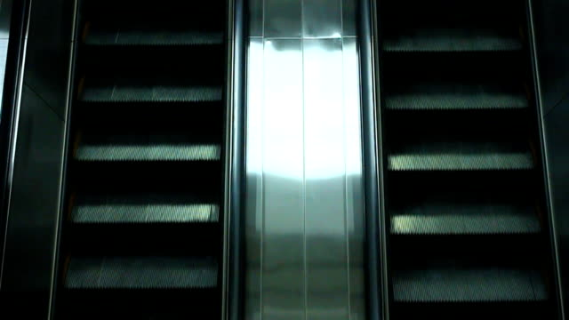 Up and Down Escalator video