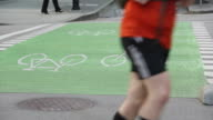 Urban Bicycle Crossing, Vancouver video