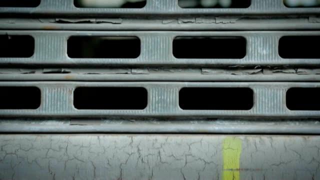 Urban city Warehouse Garage video