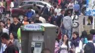 Urban Intersection, Traffic, Pedestrians video