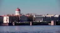 Urban Landscape St. Petersburg video