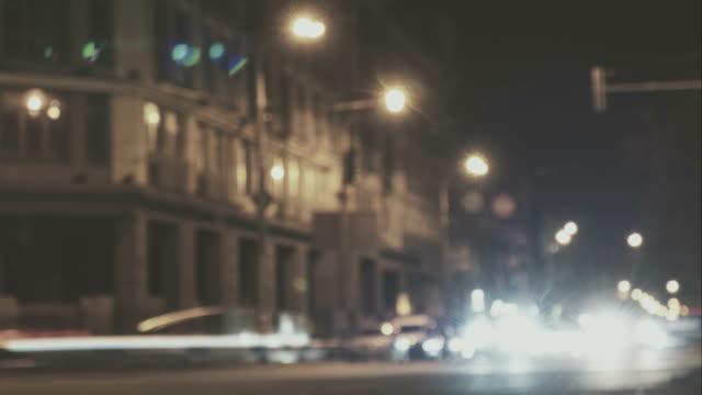 Urban life concept. Eu city cars traffic. video