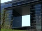 Urban Nature: Sky Through Building Facade video