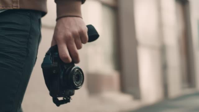 Urban photographer video