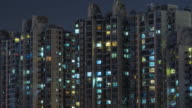 T/L Urban Residential Area / Beijing, China video