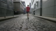 Urban Running. video