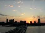Urban Sunset TL video