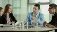 urgent business meeting video