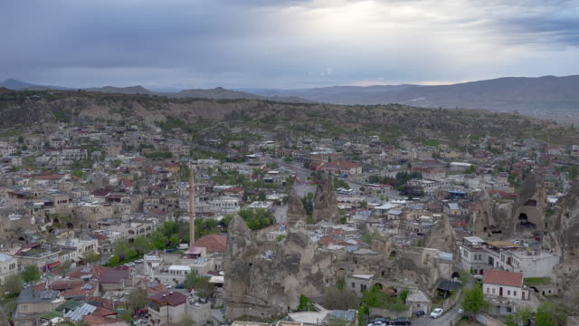 Urgup, Cappadocia Timelapse 4K video