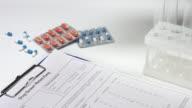 Urine sample and drug test form video