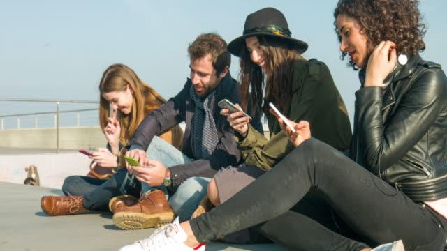 Using mobile phones video