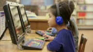 Using the Computer at the Library video