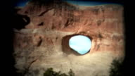 (1950's 8mm Vintage) Utah Arches 5 Clips video